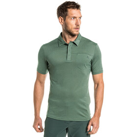 Schöffel Scheinberg Polo Shirt Men, urban chic